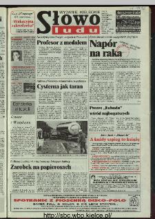 Słowo Ludu 1996, XLV, nr 141