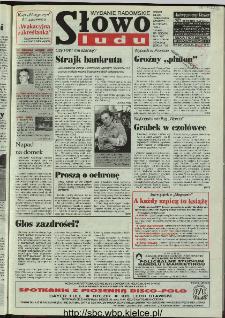 Słowo Ludu 1996, XLV, nr 141 (radomskie)