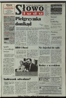 Słowo Ludu 1996, XLV, nr 158 (radomskie)