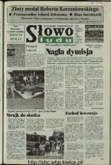 Słowo Ludu 1996, XLV, nr 179 (radomskie)