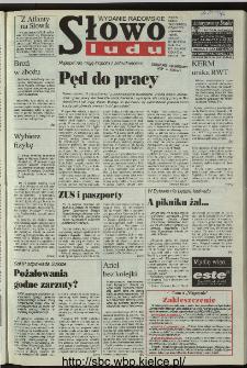 Słowo Ludu 1996, XLV, nr 183 (radomskie)