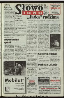 Słowo Ludu 1996, XLV, nr 186 (W4)