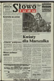 Słowo Ludu 1996, XLV, nr 187 (W4)