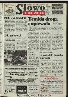 Słowo Ludu 1996, XLV, nr 188 (W4)