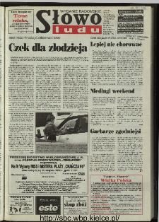 Słowo Ludu 1996, XLV, nr 188 (radomskie)