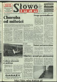 Słowo Ludu 1996, XLV, nr 192 (W4)