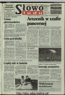 Słowo Ludu 1996, XLV, nr 198 (W4)