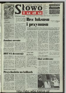 Słowo Ludu 1996, XLV, nr 199 (radomskie)