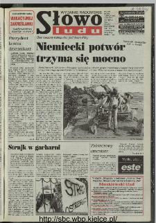 Słowo Ludu 1996, XLV, nr 200 (radomskie)