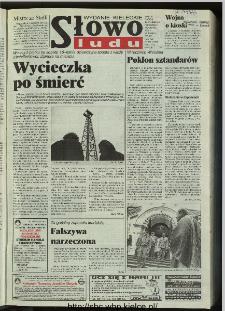 Słowo Ludu 1996, XLV, nr 203 (W4)