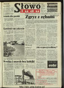 Słowo Ludu 1996, XLV, nr 206 (W4)