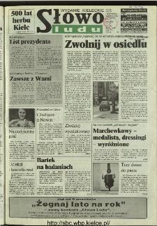Słowo Ludu 1996, XLV, nr 208 (W1)