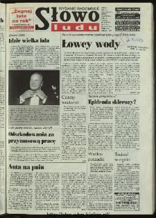 Słowo Ludu 1996, XLV, nr 210 (radomskie)