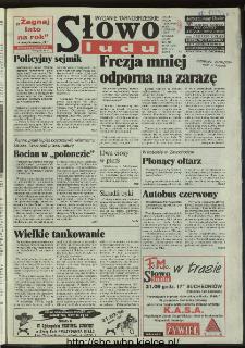 Słowo Ludu 1996, XLV, nr 217 (tarnobrzeskie)