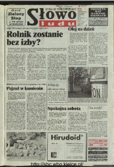 Słowo Ludu 1996, XLV, nr 227 (tarnobrzeskie)