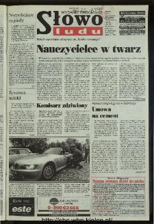 Słowo Ludu 1996, XLV, nr 230 (radomskie)
