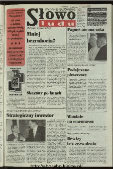 Słowo Ludu 1996, XLV, nr 235 (radomskie)