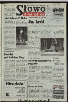 Słowo Ludu 1996, XLV, nr 245 (radomskie)