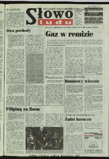 Słowo Ludu 1996, XLV, nr 261 (radomskie)
