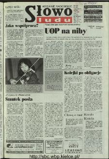 Słowo Ludu 1996, XLV, nr 279 (radomskie)