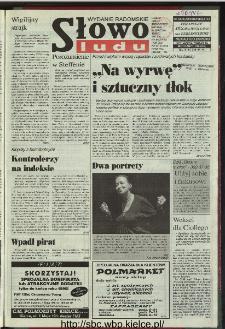 Słowo Ludu 1996, XLV, nr 290 (radomskie)
