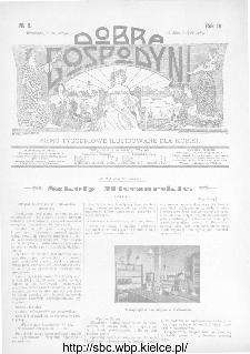 Dobra Gospodyni : pismo ilustrowane dla kobiet 1904, R.IV, nr 9