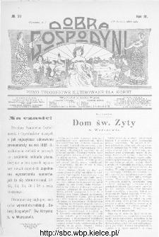Dobra Gospodyni : pismo ilustrowane dla kobiet 1904, R.IV, nr 50