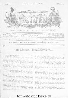 Dobra Gospodyni : pismo ilustrowane dla kobiet 1907, R.VII, nr 1
