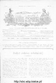 Dobra Gospodyni : pismo ilustrowane dla kobiet 1907, R.VII, nr 3