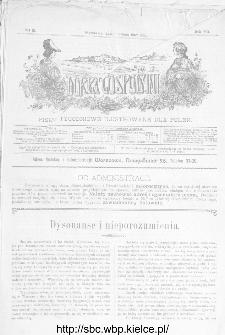 Dobra Gospodyni : pismo ilustrowane dla kobiet 1907, R.VII, nr 5
