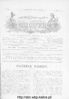 Dobra Gospodyni : pismo ilustrowane dla kobiet 1907, R.VII, nr 11