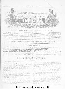 Dobra Gospodyni : pismo ilustrowane dla kobiet 1907, R.VII, nr 12