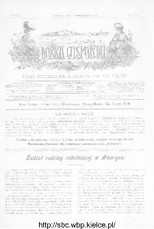 Dobra Gospodyni : pismo ilustrowane dla kobiet 1907, R.VII, nr 14