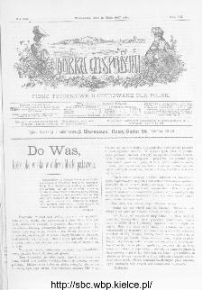 Dobra Gospodyni : pismo ilustrowane dla kobiet 1907, R.VII, nr 22