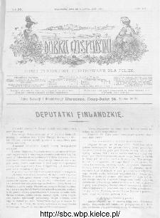 Dobra Gospodyni : pismo ilustrowane dla kobiet 1907, R.VII, nr 26