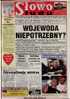 Słowo Ludu,1999 R.L, nr 10