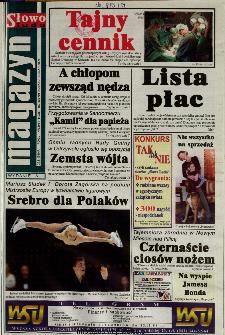 Słowo Ludu 1999 R.L, nr 24 (magazyn)