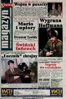 Słowo Ludu 1999 R.L, nr 36 (magazyn)