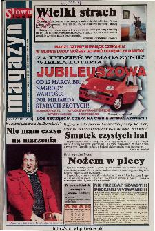 Słowo Ludu 1999 R.L, nr 54 (magazyn)