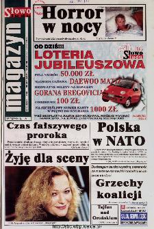 Słowo Ludu 1999 R.L, nr 60 (magazyn)