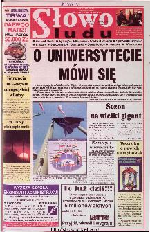 Słowo Ludu 1999 R.L, nr 64