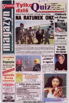 Słowo Ludu 1999 R.L, nr 116 (magazyn)