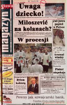 Słowo Ludu 1999 R.L, nr 127 (magazyn)