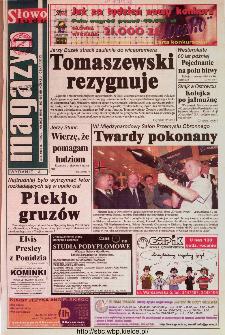 Słowo Ludu 1999 R.L, nr 205 (magazyn)