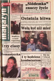 Słowo Ludu 1999 R.L, nr 235 (magazyn)