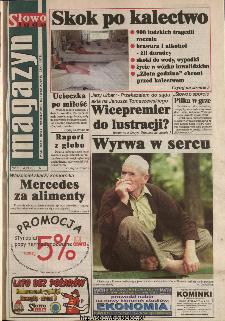 Słowo Ludu 1999 R.L, nr 169 (magazyn)