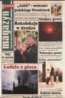 Słowo Ludu 1999 R.L, nr 187 (magazyn)