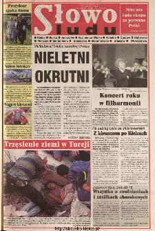 Słowo Ludu 1999 R.L, nr 191