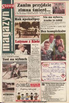 Słowo Ludu 1999 R.L, nr 199 (magazyn)