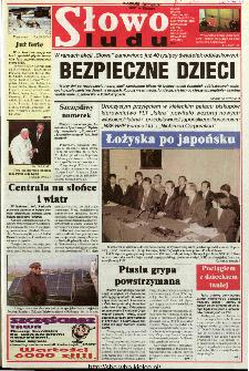 Słowo Ludu 1998 R.LVIII, nr 20